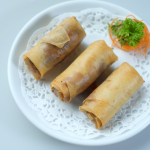 PAN-FRIED-SPRING-ROLL-FILLED-WITH-VEGETABLES